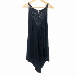 Free People | XS | New World Embellished Tunic